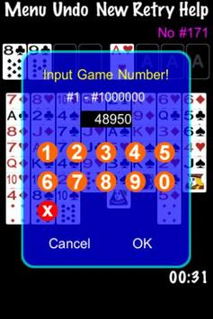 FreeCell! apk screenshot