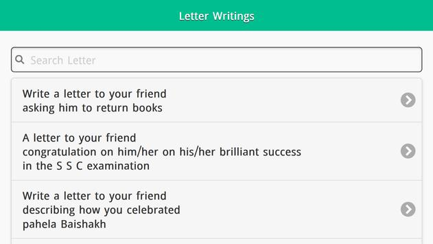 Letter Writing For Android APK Download
