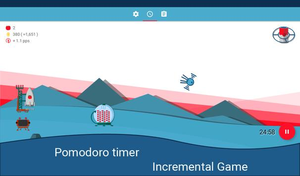 Pomodoro Moon screenshot 10