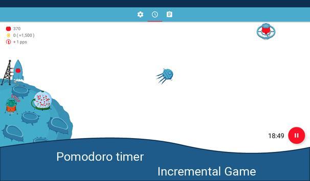 Pomodoro Moon screenshot 13