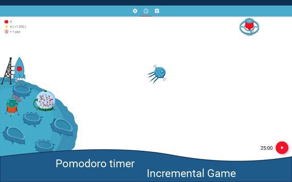 Pomodoro Moon screenshot 7