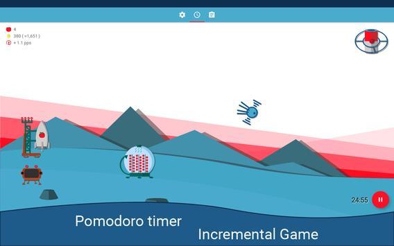 Pomodoro Moon screenshot 5