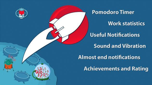 Pomodoro Moon screenshot 6