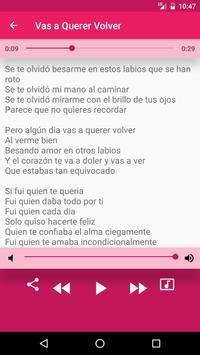 Maite Perroni Música apk screenshot