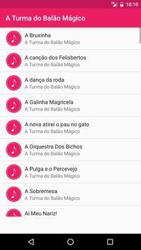 A Turma do Balão Mágico Música apk screenshot