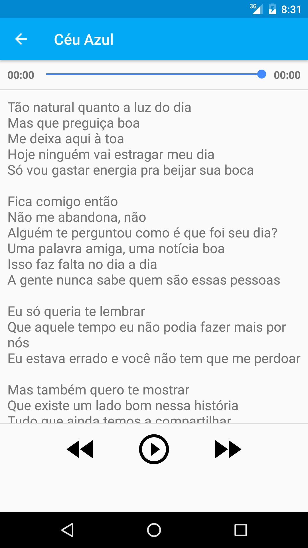 Charlie Brown Jr Musica Letras For Android Apk Download