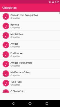 Chiquititas Músicas apk screenshot