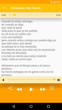 Juan Gabriel Songs apk screenshot