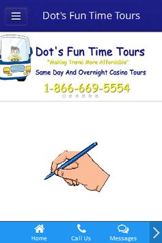 Dot's Fun Time Tours apk screenshot