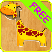 Picolo, Puzzles for Kids - Shapes  & colors 😄😄😄 icon