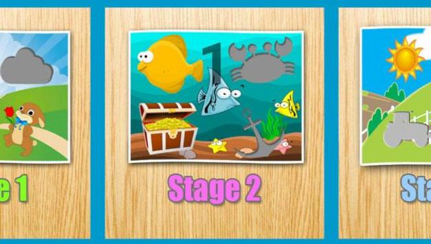 Picolo, Puzzles for Kids - Shapes  & colors 😄😄😄 screenshot 5