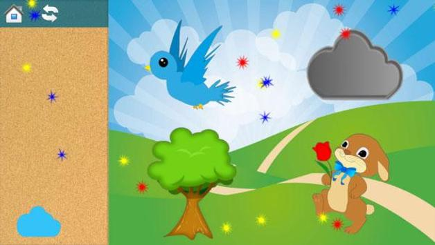 Picolo, Puzzles for Kids - Shapes  & colors 😄😄😄 screenshot 8