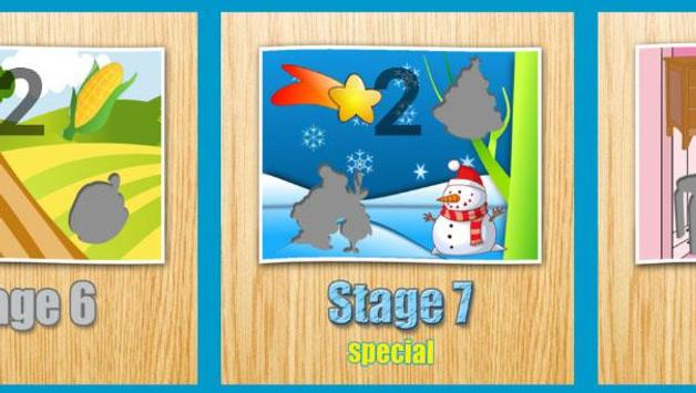 Picolo, Puzzles for Kids - Shapes  & colors 😄😄😄 screenshot 23