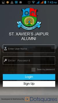 St. Xavier's Alumni apk screenshot