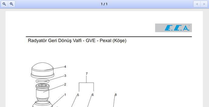 Eca Teknik Ürünler screenshot 1