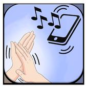 البحث عن الهاتف بالتصفيق مجانا icon