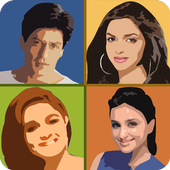 Guess Bollywood Celebrity Quiz icon