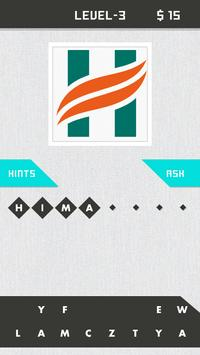 Guess FMCG Company Logo Quiz apk screenshot