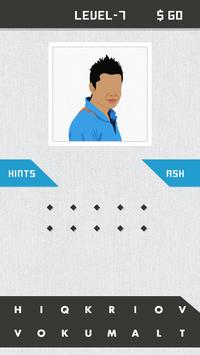 Guess The Cricketers Quiz poster
