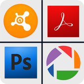 Guess The Software Icons Quiz icon