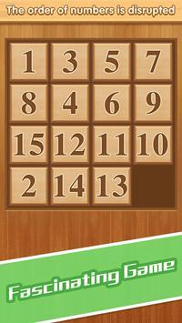 Sliding Wooden Block Puzzle poster