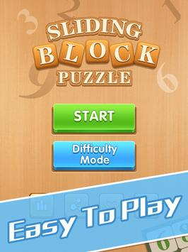 Sliding Wooden Block Puzzle apk screenshot