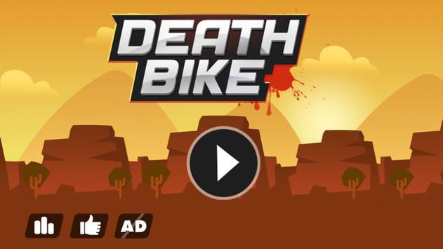 Death Bike poster