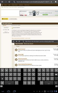 Open Split Keyboard screenshot 6