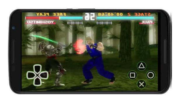 Tips Tekken 3 poster