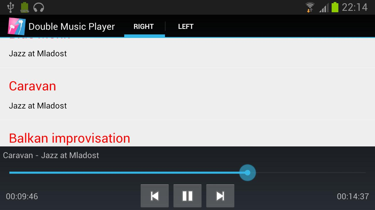 Double Music Player for Android - APK Download