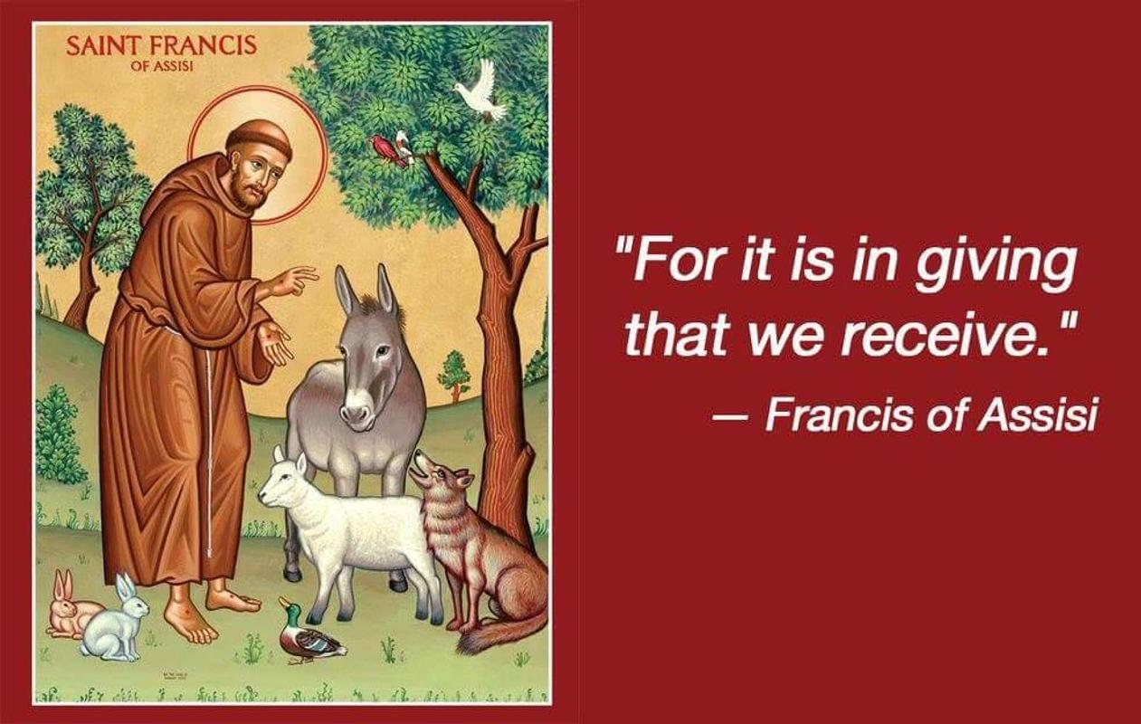 Feast Of St Francis Of Assisi Greetings For Android Apk Download