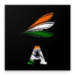Indian Flag Alphabets Letters -  Independence Day APK