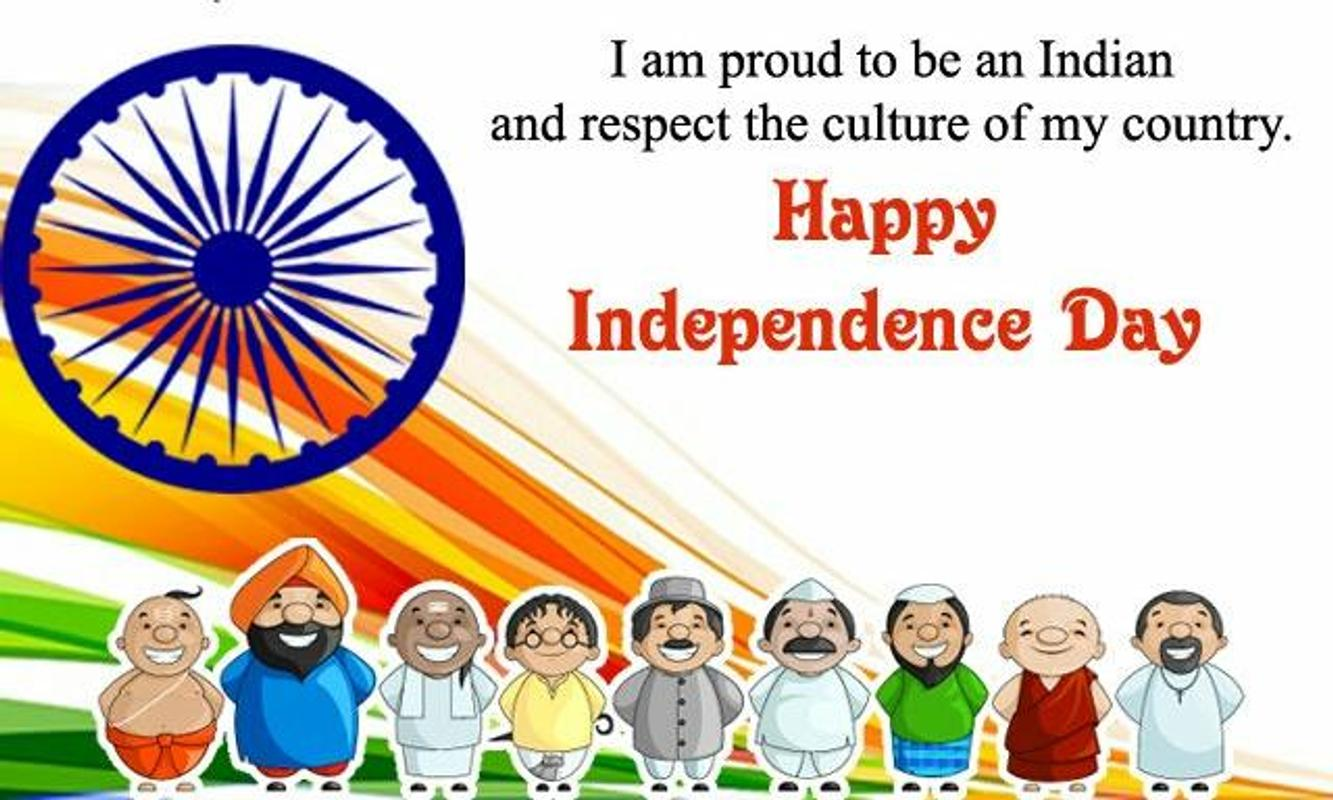 Happy Indian Independence Day Greetings For Android Apk Download