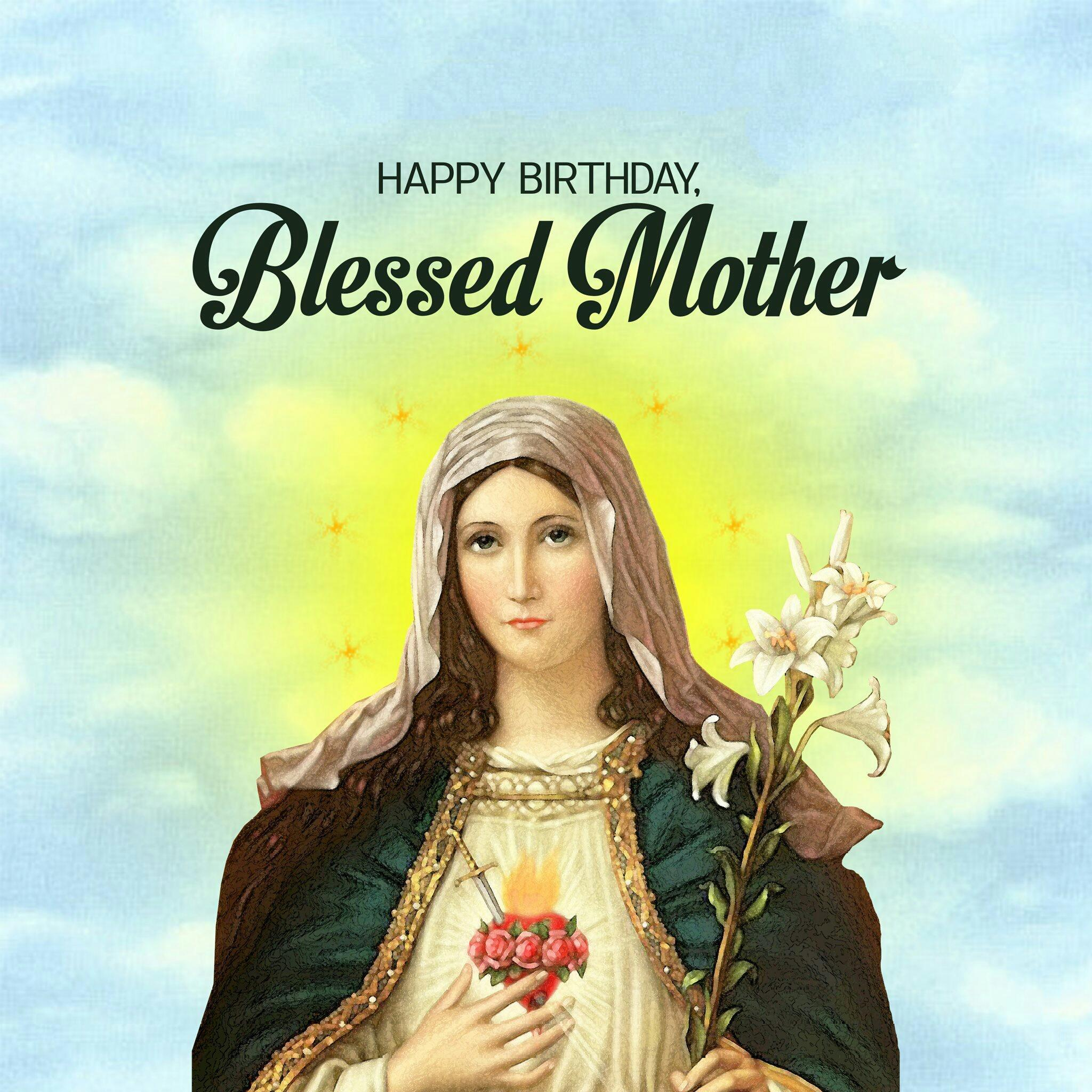 Nativity of Mother Mary - Happy Birthday Mary for Android - APK Download
