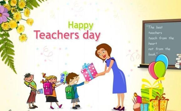 Happy Teachers' Day Greetings screenshot 2