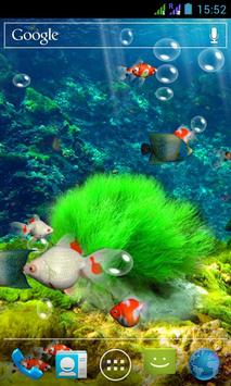 Aquarium 3D Live Wallpaper poster