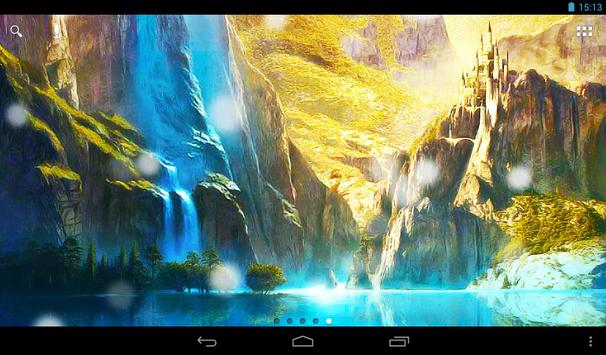 Landscape Live Wallpaper apk screenshot