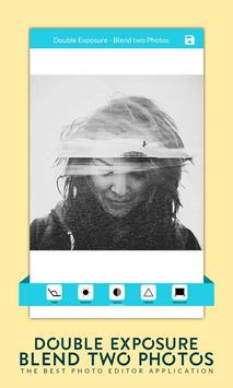 Double Exposure - Blend two Photos screenshot 5