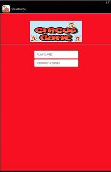 Circus Games For Free: Kids apk screenshot