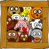 Animal Games for Kids icon