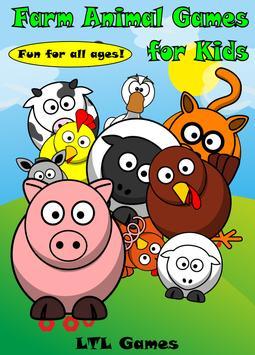 Animal Games for Kids apk screenshot