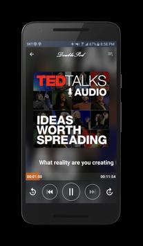 DoublePod Podcasts for android apk screenshot