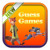 Guess Zootopia Word icon