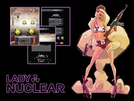 Lady Nuclear poster