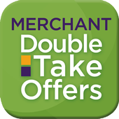 DoubleTake Offers Merchant App icon