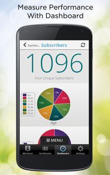 DoubleTake Offers Merchant App apk screenshot