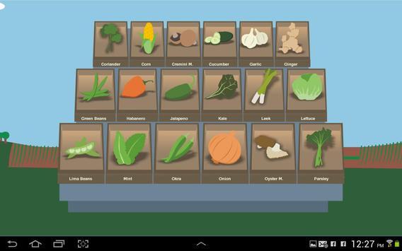 PickMe Veggies apk screenshot
