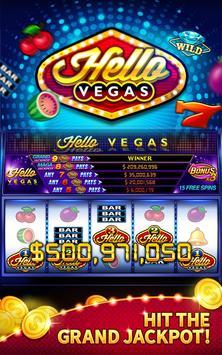 Hello Vegas poster