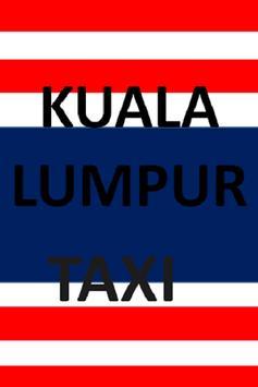 KL Call Taxi poster