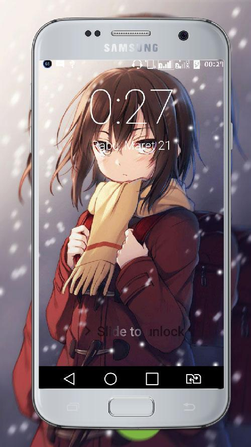 Anime Lock Screen Live Wallpaper For Android Apk Download
